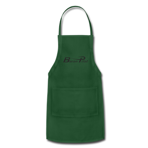 Baron Pilot Apron - forest green