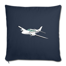 3175W Throw Pillow Cover - navy