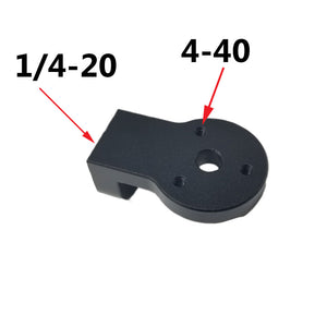 Rock Steady Threaded Angle Adapter