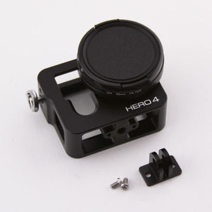 Metal Gopro Safe Case Hero 3 & 4