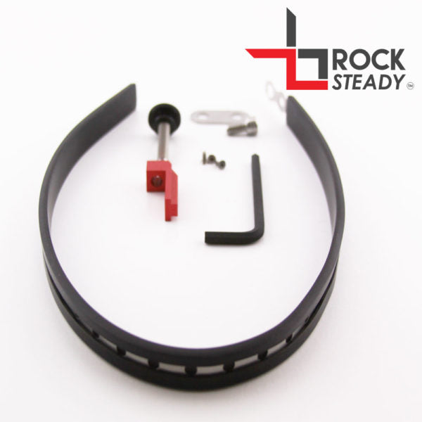 Strut Cushioned Metal Strap Kit