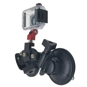 Double Suction Cup Mount