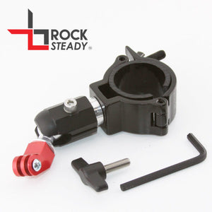 Rock Steady Roll Bar GoPro Ball Mount