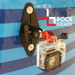 Rock Steady Surface GoPro Ball Mount