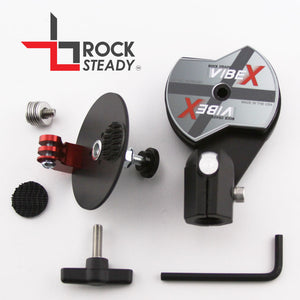 Rock Steady VibeX GoPro Mount w/ Tie Down Base