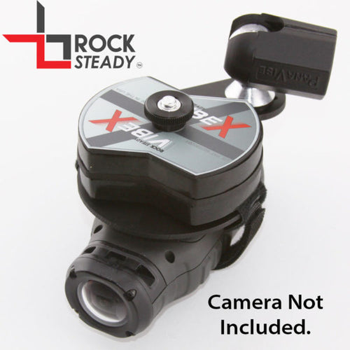 Rock Steady VibeX Mount & Garmin Elite Adapter (No Base)