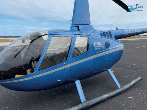 Solutions for Robinson R66 Helicopter