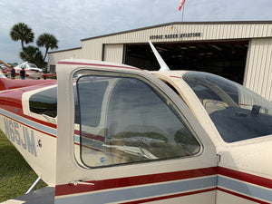 Universal Jet Shades™ for Baron / Bonanza