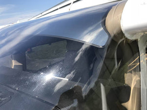 Cessna 182 Windshield Solution