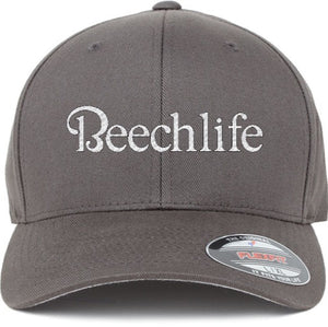 Beechlife Structured Hat - Dark Grey