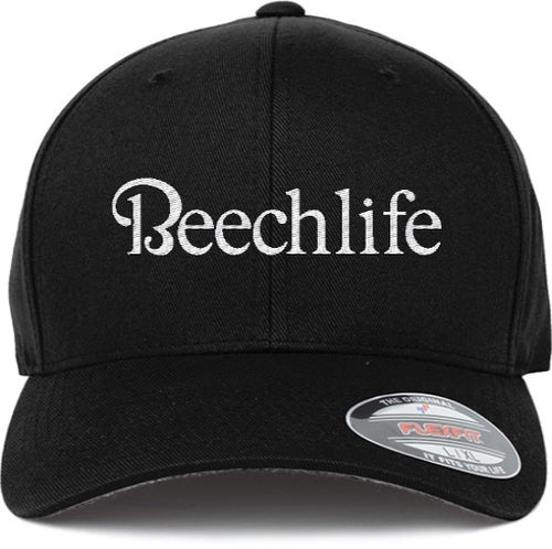 Beechlife Structured Hat - Black