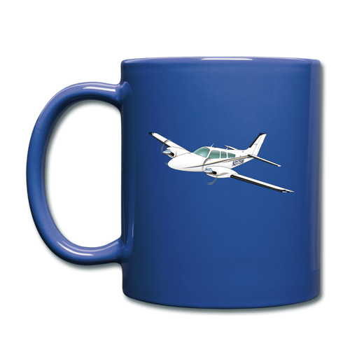 3175W Mug - royal blue