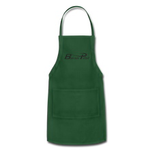 Baron Pilot Adjustable Apron - forest green