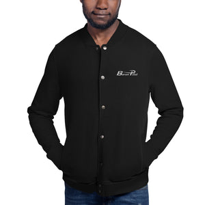 Baron Pilot Embroidered Champion Bomber Jacket (More Colors)