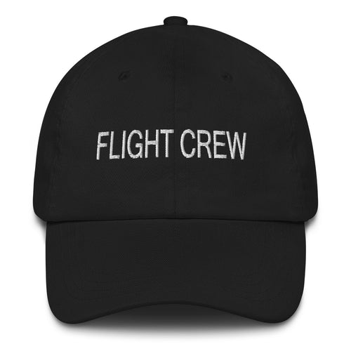 Flight Crew Dad Hat (More Colors)