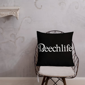 Black Beechlife Premium Pillow