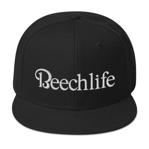 Beechlife Snapback Hat (More Colors)