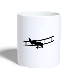 Definition of a Pilot Coffee/Tea Mug - white