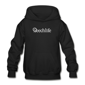 Beechlife Kid's Hoodie (More Colors) - black