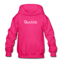 Beechlife Kid's Hoodie (More Colors) - fuchsia