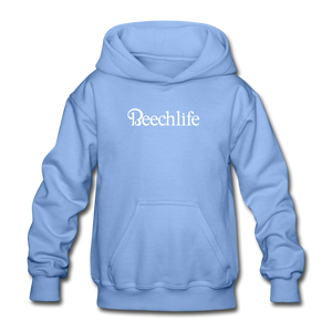 Beechlife Kid's Hoodie (More Colors) - carolina blue