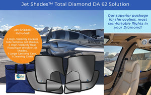 Jet Shades™ Solutions for Diamond DA 62