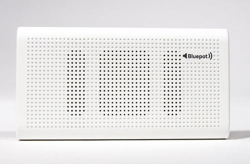 Bluepot: Powerbank + Speaker