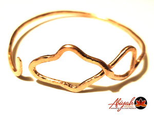 The Fish Bracelet- Copper