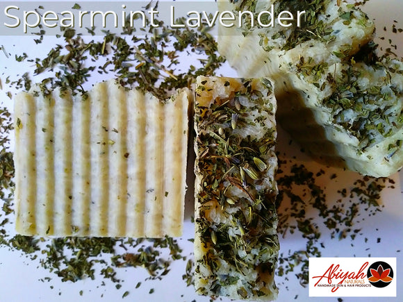 Spearmint Lavender Bar