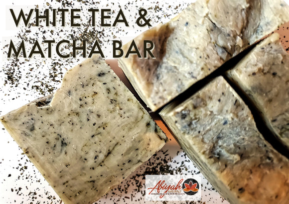 White Tea & Matcha Bar