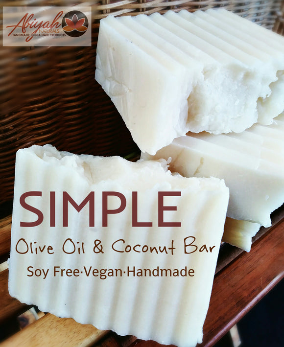 The Simple Bar- Soy Free·Palm Oil Free