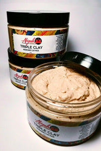Triple Clay-  Nourishing Clay Mask