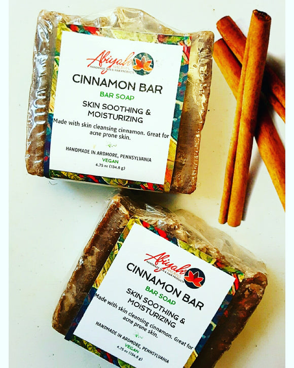 Cinnamon Bar