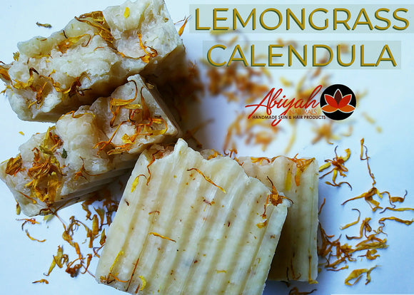 Lemongrass Calendula Bar