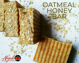 Oatmeal Honey Bar