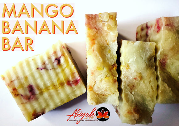 Mango Banana  Bar