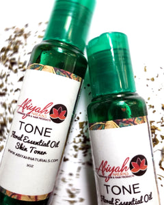 TONE: Essential Oil Skin Toner with Peppermint