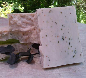 Eucalyptus Peppermint Spa Soap