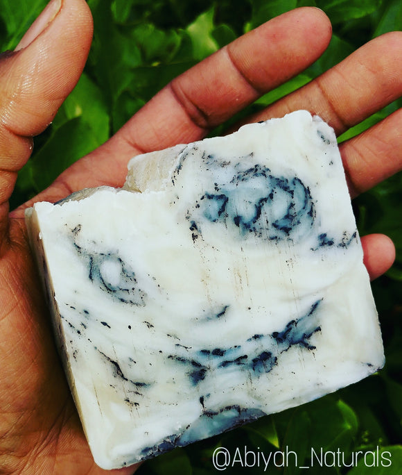 Cookies and Cream Soap