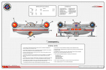 MK-II Mobile Trauma Center, Florence Nightingale class: General Plans