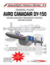 Avro/Canadair DY-150 Interplanetary Freighter, Victory class