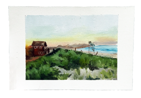Montauk Morning, Original - Hello Cando