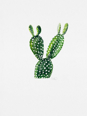 Spotted Cactus - Print, Print - Hello Cando