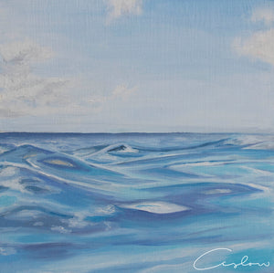 Tropical Blues VI, Original - Hello Cando