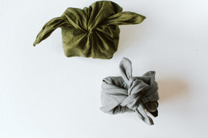 Quick + Easy Eco Gift Wrapping
