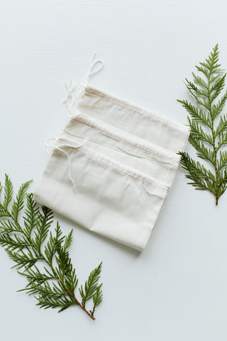 produce bags zero waste Christmas