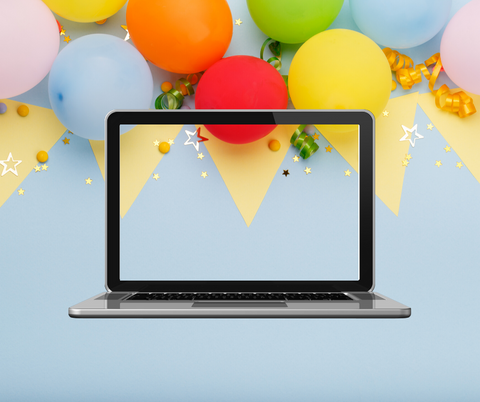 Birthday virtual party ideas