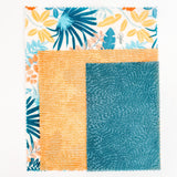 Tropical Palms Set of 3