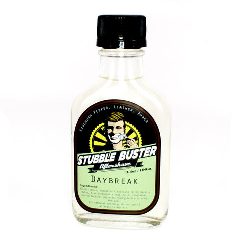 Daybreak by Stubble Buster - Handmade Aftershave Splash