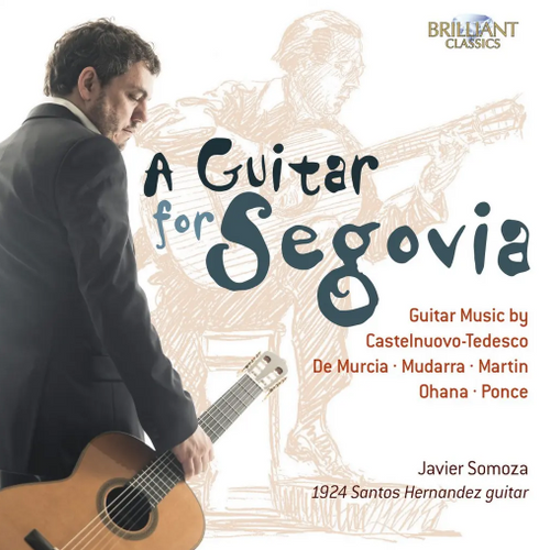 A Guitar for Segovia by Javier Somoza - Ronda Guitar House